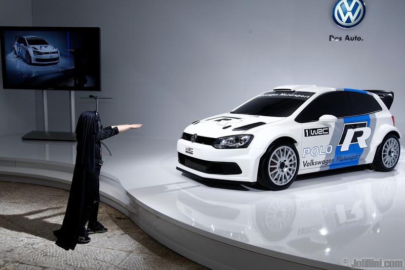 presentation VW  WRC -7