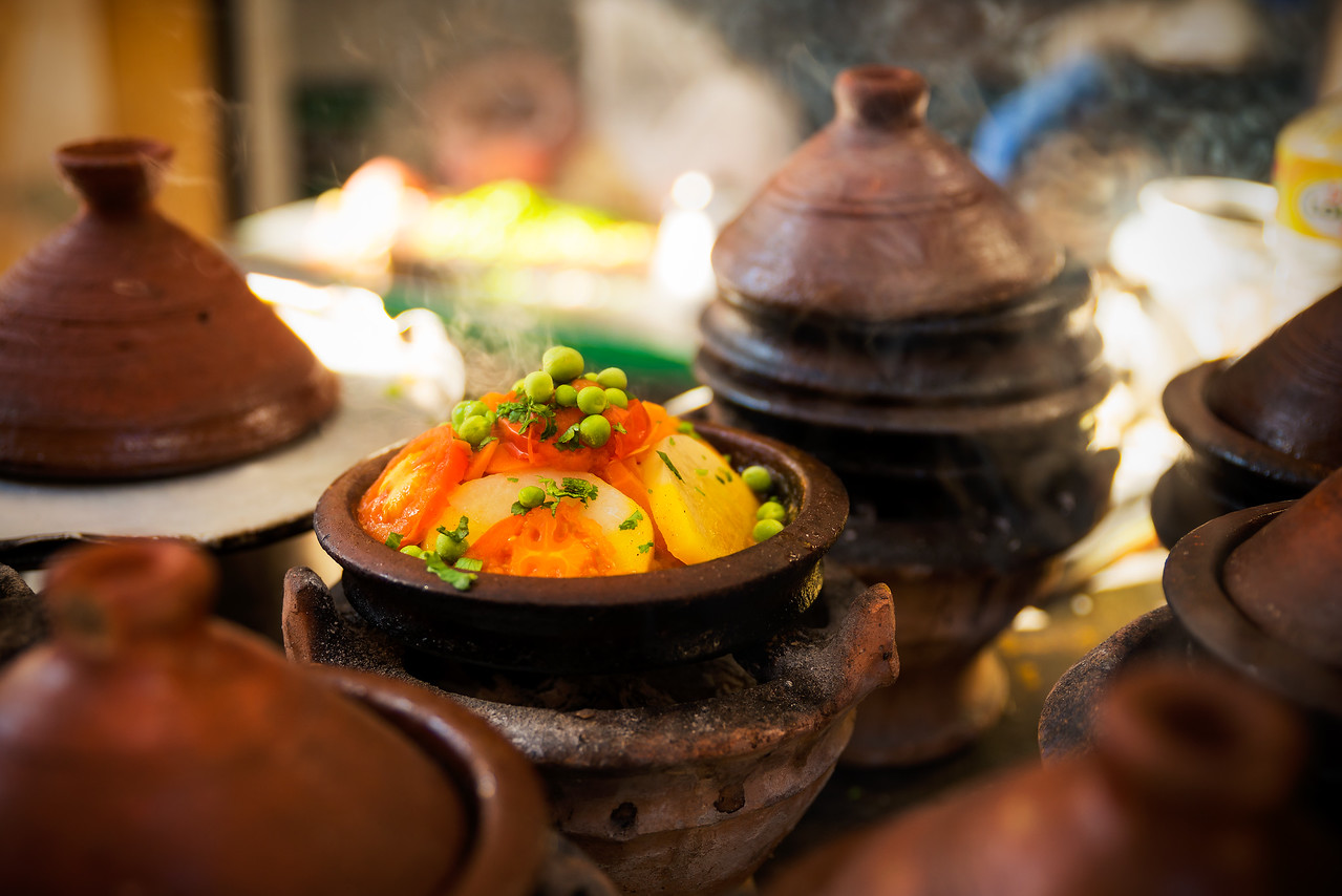 Tajine in Marrakech