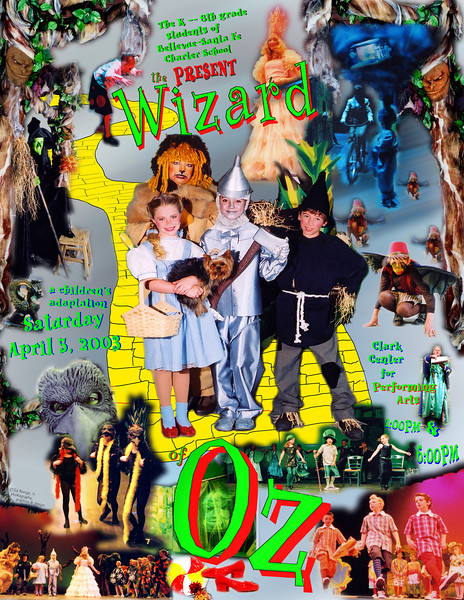 Wizard of Oz poster