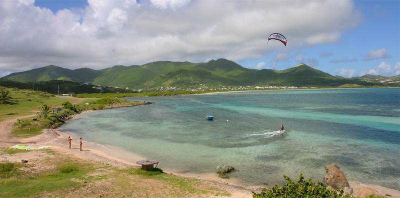 Windsurfing, St. Martin