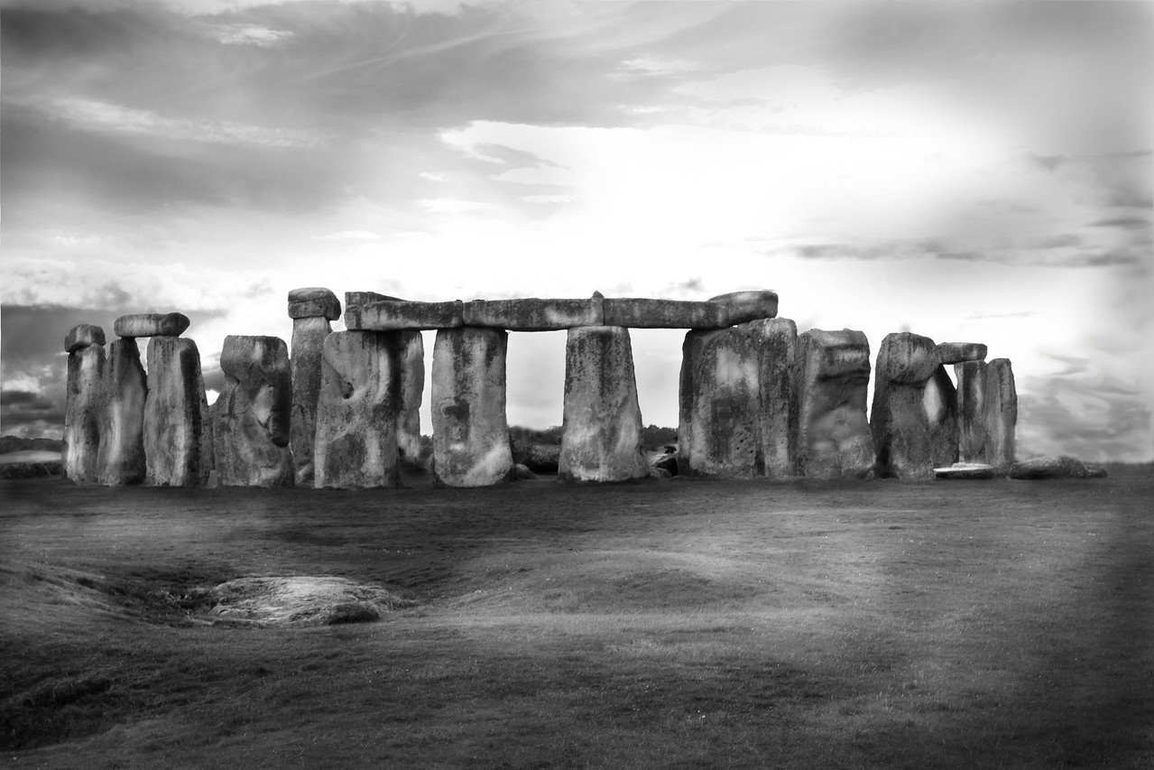 """Stonehenge on a very windy stormy day<br /> <br /> Please join me on my Photography Facebook page to talk photography at: Denise Dube Photography, Grins and Goosebumps Photography<br /> More of my work can be found and bought at my FAA site at  <a href=""""http://www.denise-dube.artistwebsites.com"""">http://www.denise-dube.artistwebsites.com</a><br /> <br /> You are welcome to use my images for your own personal NON-COMMERCIAL use, personal blog posts, wallpaper etc. If you do so, you must: <br /> <br /> - Give clear credit to Denise Dube <br /> <br /> - Link back to my website: <a href=""""http://www.grinsandgoosebumps"""">http://www.grinsandgoosebumps</a>.com or denise-dube.artistwebsites.com <br /> <br /> Due to recent abuse all my photography is copyrighted and Digimarked to insure that this minor request is enforced. <br /> <br /> Thank you for taking the time to view my photographs. Feel free to contact me at grinsandgoosebumps@verizon.net"""
