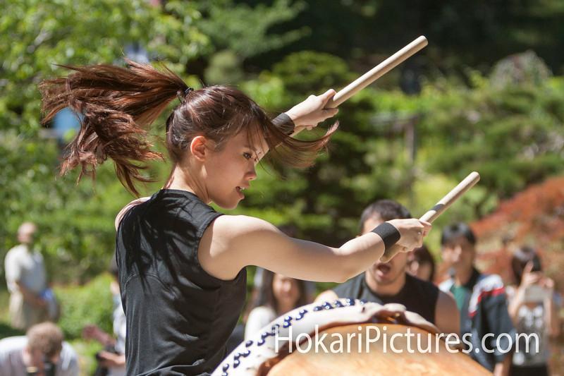 Japanese Summer Festival at Hakone Gardens 箱根ガーデン夏祭り