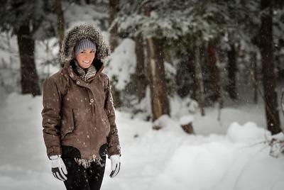 Mariah in Maine-December 18, 2013