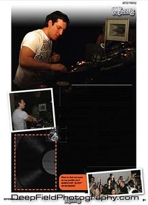 PopRepublic Magazine, September 2008