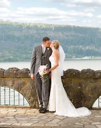 columbia gorge Oregon Wedding Photography