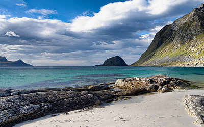 Haukland beach│Lofoten│Norway