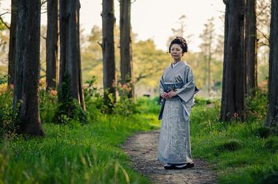Sawa San Wooded Path