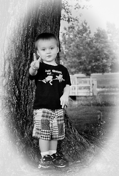 I'm  2 said Robert !! Taken in the summer of 2005.