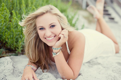 Jacksonville Senior Portrait Photographer