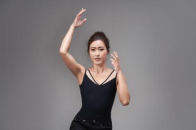 舞者形象照/ (前)雲門舞集舞者