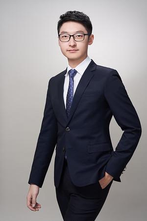 LinkedIn形象照/ 履歷照/ 台北金融業