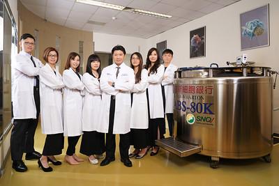 醫新生命科學醫師團體照
