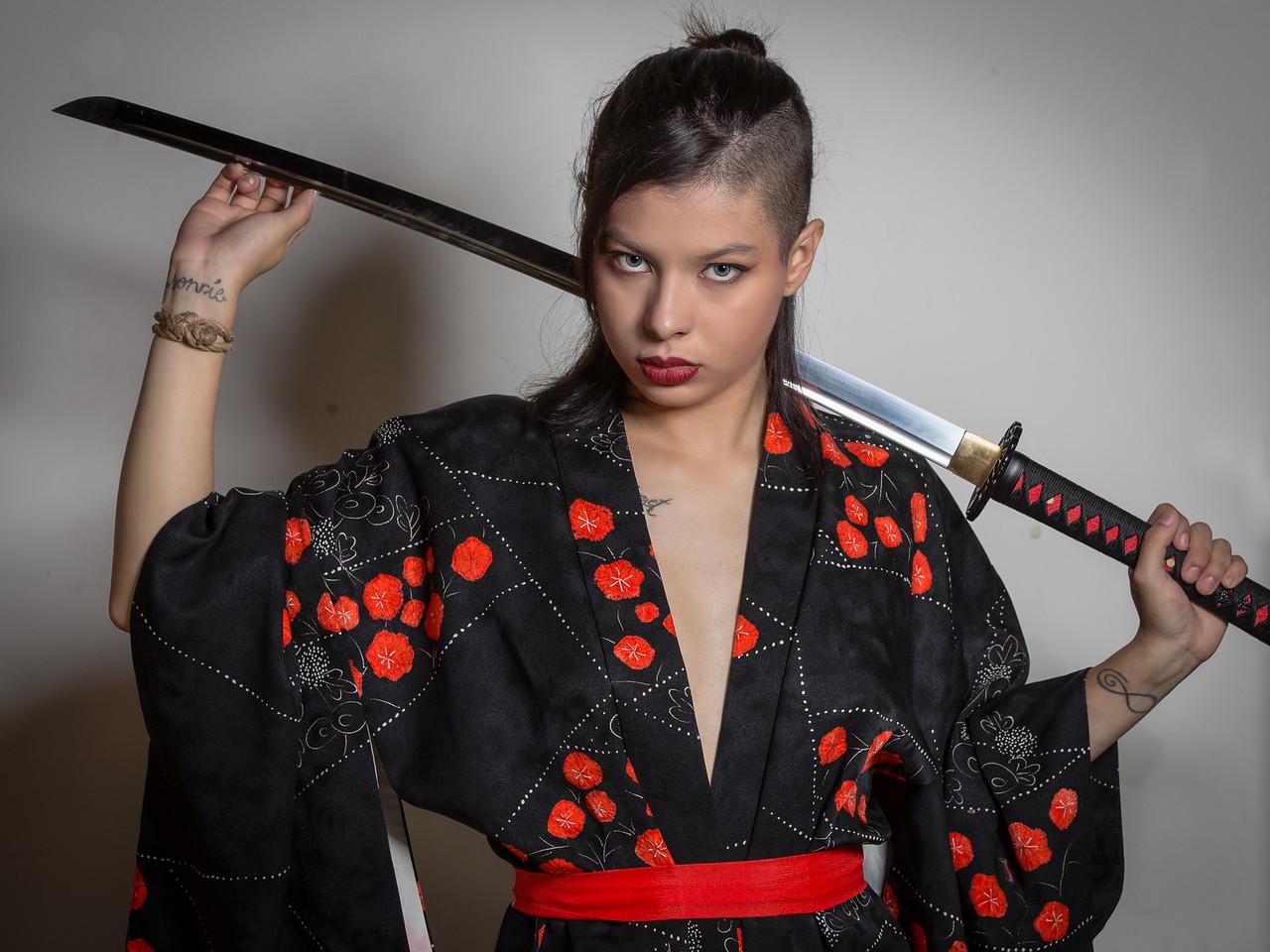 Samurai Liricaa Lamat