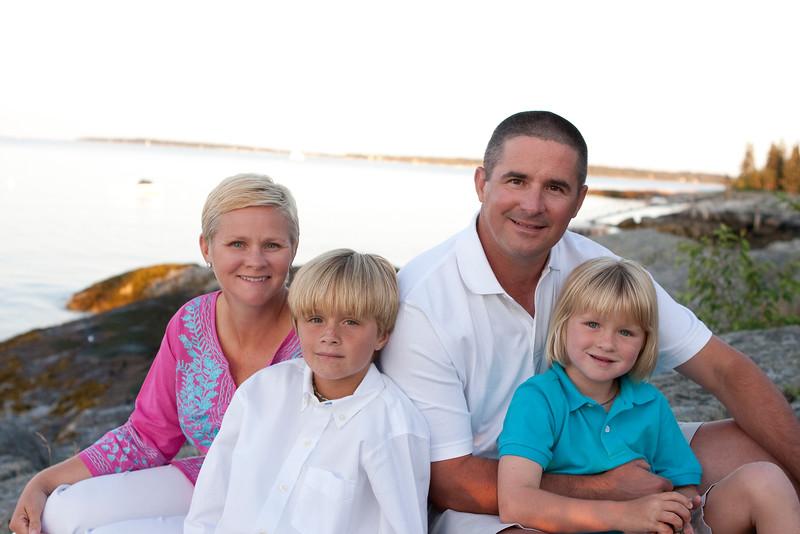 maine family portrait