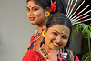 Sarita Mahanty & Nandita Tripathi are both from Orissa and they performed the Sambhalpuri dance. Different artists at Suraj Kund Mela 2008, Haryana, North India. The Suraj Kund Mela is an annual fair held near Delhi. Folk dances, handicrafts and a lot of fun.