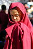 Shy Monk [Bhutan]