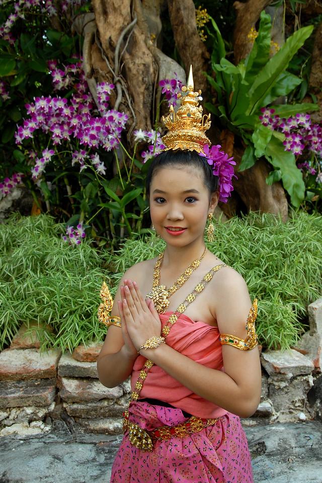 Apsara in Bangkok, Thailand