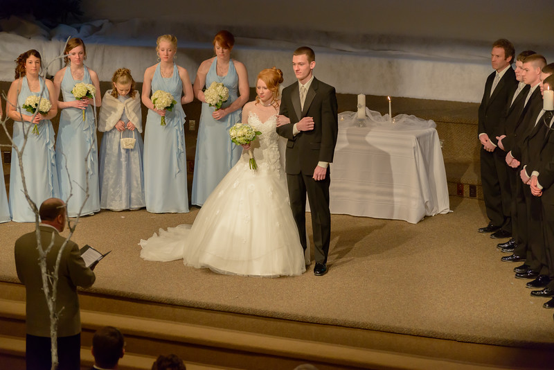 Levi and Kate Abramowitz Wedding (15 February 2014)