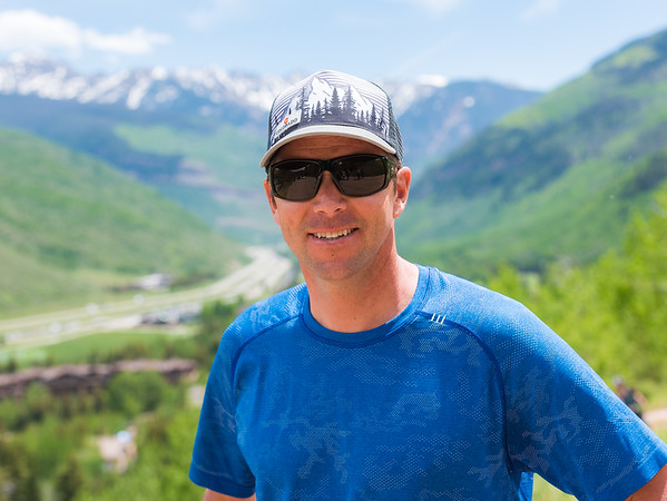 Chris Davenport, Big-Mountain Skier