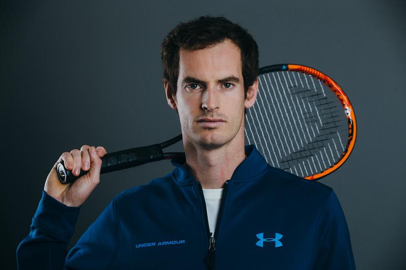 Andy Murray at Wimbledon, 2016