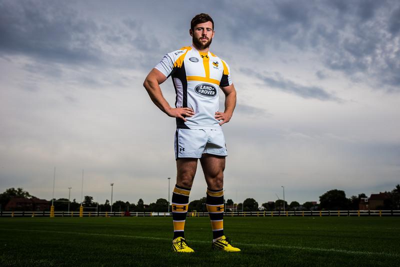 Elliot Daly of Wasps