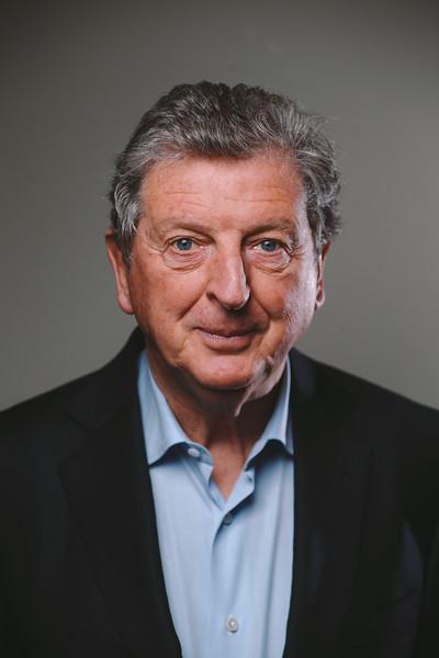 Former England manager, Roy Hodgson, 2016