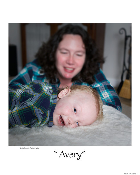 Avery matted2