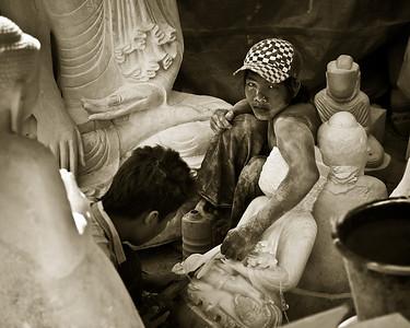 Marble Sculpturers