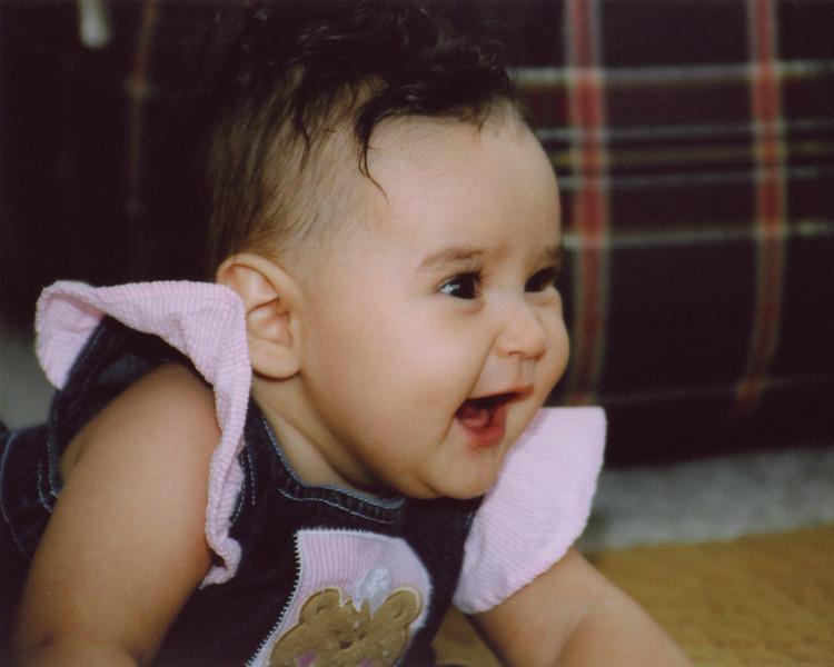 Astrid 6 months