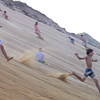 Kids running down dunes in Cape Cod, MA (2010) © Copyrights Michel Botman Photography