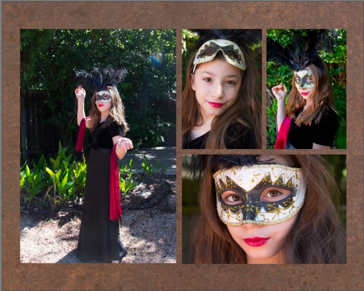 Masquerade, Eden -2018