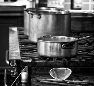 Tools of the Trade, Chez Panisse Cafe, Berkeley, CA