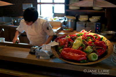 Prep and Peppers, Chez Panisse, Berkeley, CA