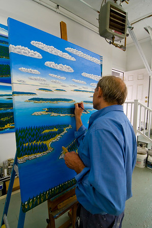 Eric Hopkins - Artist