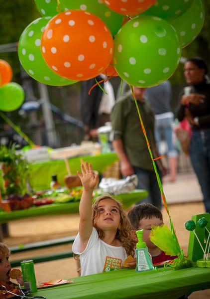 Aurbrey's 5th birthday San Francisco CA