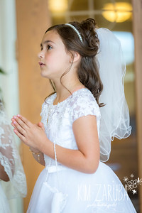 Isa First Communion-22