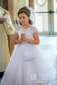 Isa First Communion-23
