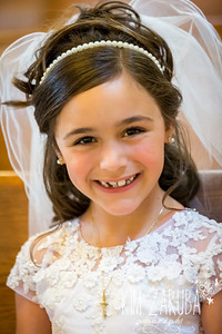 Isa First Communion-6