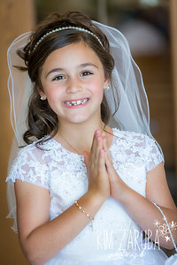 Isa First Communion-15