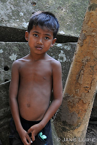 The Boy Who Tagged Along, Cambodia