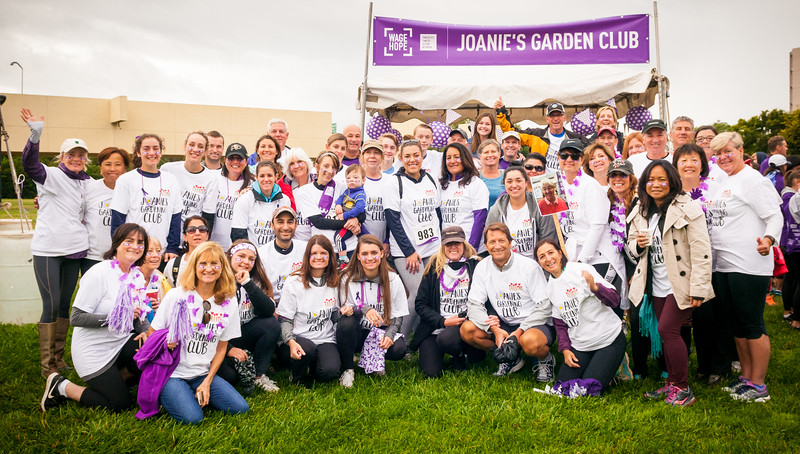 Pancreatic Action Network Silicon Valley 5K fundraiser in San Jose CA