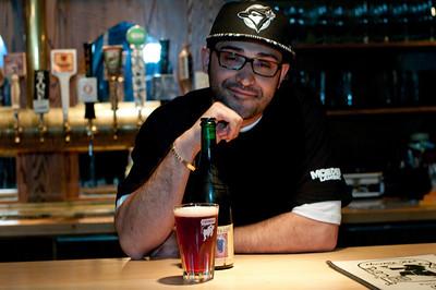 Shaheen Khojastehzad, bartender at Novari Res, Portland