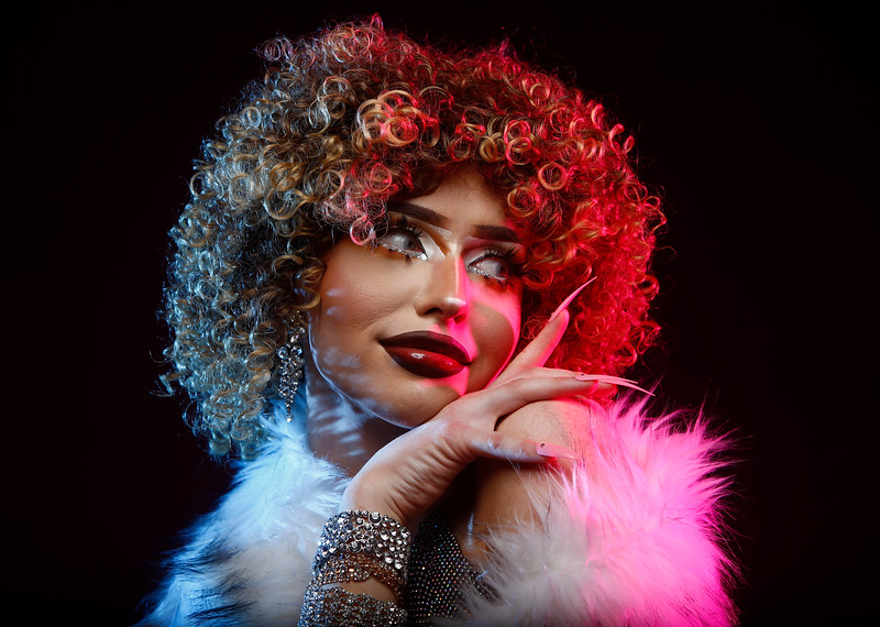 Summer Smalls, also known as Ethan Smith, will be among the performers in the lineup for the 90's Drag Show hosted by The Countship of the Imperial Sovereign Court of the State of Montana in Billings, Mont. on Saturday, March 9, 2019.