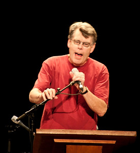 "Maine's ""King"" of Horror, Stephen King"