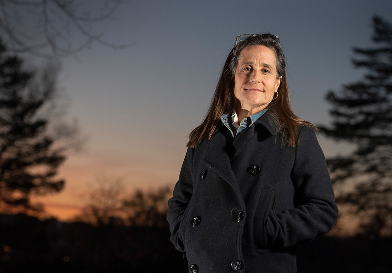 Jeni Arndt, one of the candidates running for Fort Collins mayor, is pictured here in Fort Collins, Colo. on Friday, March 5, 2021. Arndt has served as the state lawmaker representing Fort Collins in the Colorado House of Representatives since 2015.