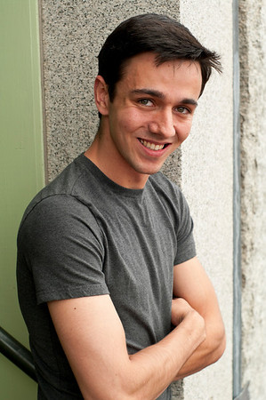 Portland actor, Benjamin Row