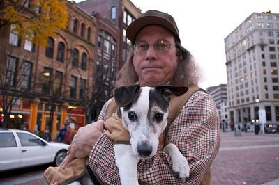 Steve Luttrell - Poet Laureate Portland, ME