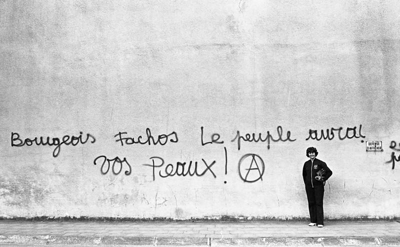 Maman, Tubize, Belgium, circa 1978 © Copyrights Michel Botman Photography