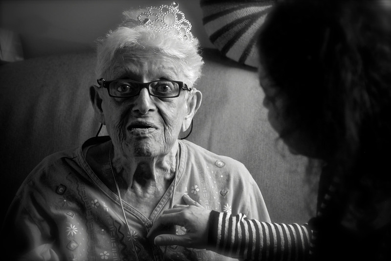 Lillian Bloch, Montreal, 2013 © Copyrights Michel Botman Photography