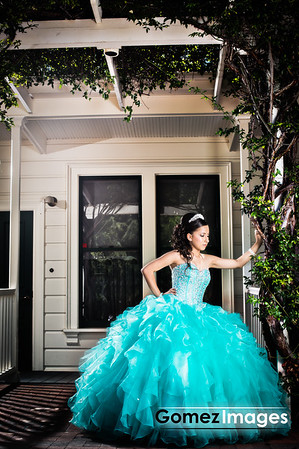 Letty Quince Outdoor Session